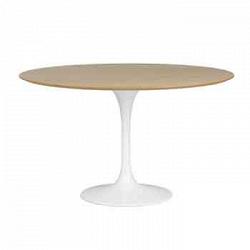 Обеденный стол Tulip Wood диаметр 121,5