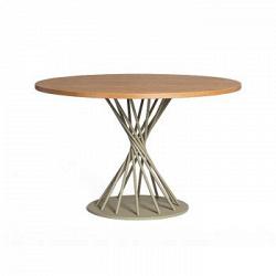 Обеденный стол Twist Dowel