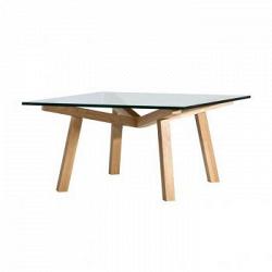 Кофейный стол Forte квадратный 90х90