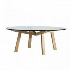 Кофейный стол Forte круглый диаметр 90