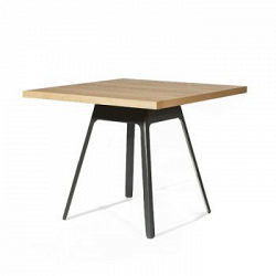 Обеденный стол Yardbird квадратный 90х90