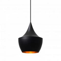 Подвесной светильник Beat Fat с чеканкой диаметр 24