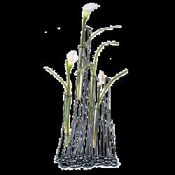 Напольная ваза Crokkis 22 колбы