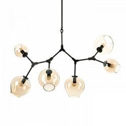 Подвесной светильник Branching Bubbles, 6 ламп