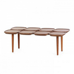 Кофейный стол Petal-8