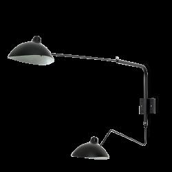 Настенный светильник Sconce Mouille 2 лампы 2