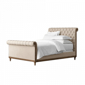 Кровать Тафтид (VT10943-01-02)
