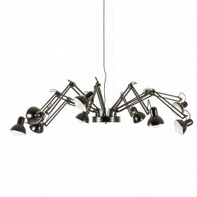 Подвесной светильник Nine 9 лампочек