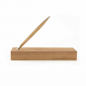 Вечный карандаш с подставкой-футляром Napkin Forever Pininfarina Cambiano Kauri