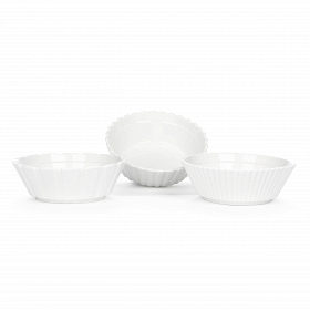 Набор из 3 ваз для фруктов Machine Collection