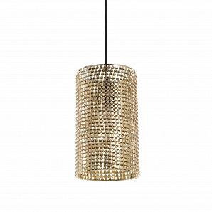 Подвесной светильник Mesh Gold