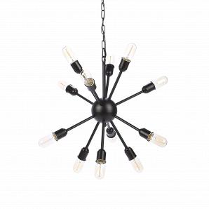 Подвесной светильник Molecule Lighting 12 ламп