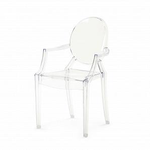 Детский стул Louis Ghost