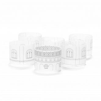 Набор стаканов Torre Scupa