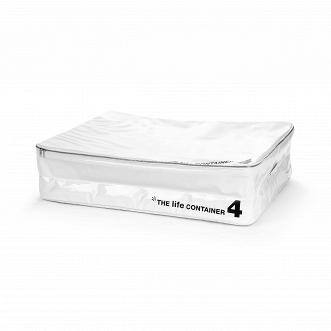 Контейнер для хранения The Life Container 4 белый