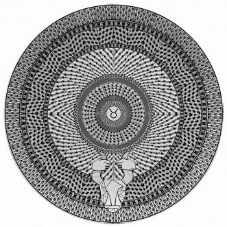 "Тарелка знак зодиака ""Телец"""