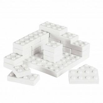 Фарфоровый конструктор Memorabilia (39 деталей)