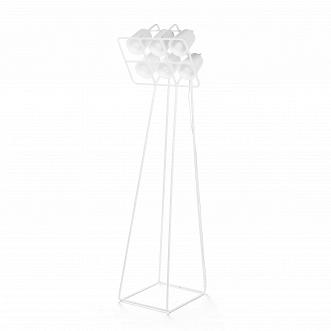Напольный светильник Multilamp белый