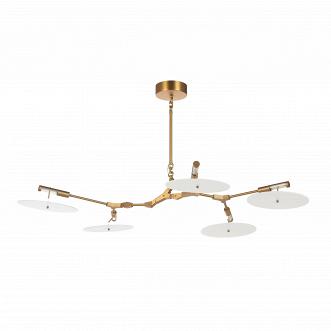 Подвесной светильник Branching Discs 5 ламп