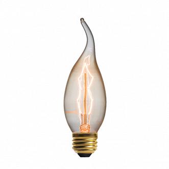 Винтажная лампа Эдисон Z Style (С35) 7 нитей