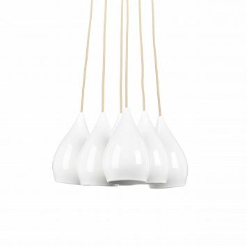 Подвесной светильник Drop One 6 ламп 2
