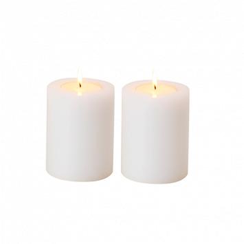 Свечи декоративные, набор из 2 шт (106945 (ACC06945))