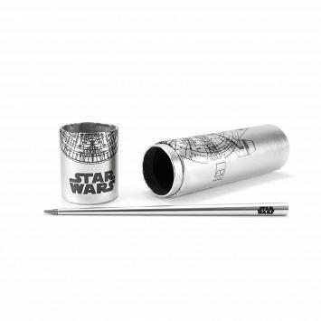 Вечный карандаш NAPKIN FOREVER PRIMA Star Wars Millennium Falcon - Серебристый