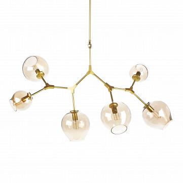 Подвесной светильник Branching Bubbles 6 ламп