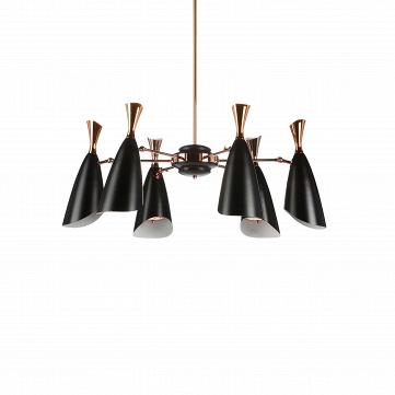 Подвесной светильник Duke Symmetry 6 ламп