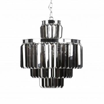 Подвесной светильник Pedestal серый
