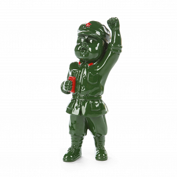 Статуэтка Military Man 10
