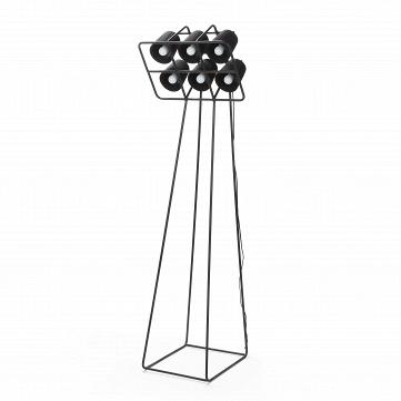 Напольный светильник Multilamp черный