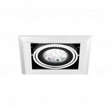 Встраиваемый потолочный светильник Grille Lamp 1