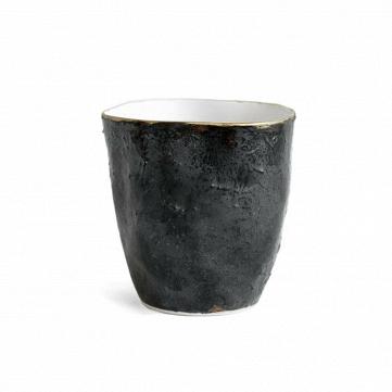 Чаша Небо большая черная