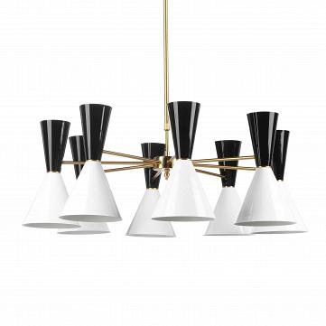 Потолочный светильник Stilnovo Style 8 ламп