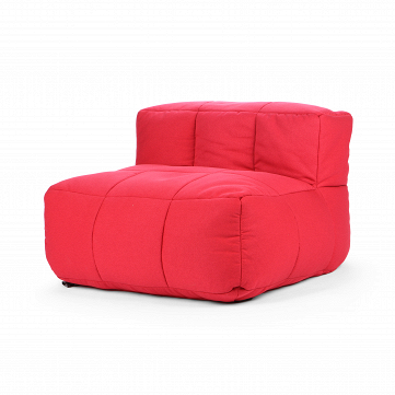 Кресло бескаркасное Palais Royal 2 красное
