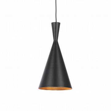 Подвесной светильник Beat Tall с чеканкой диаметр 18