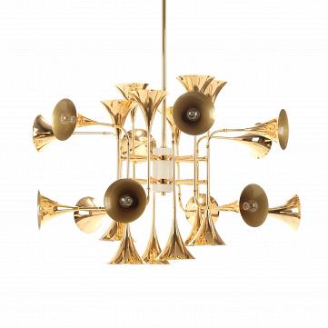 Подвесной светильник Botti 24 лампы