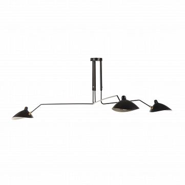 Потолочный светильник Spider Mouille E 3 лампы