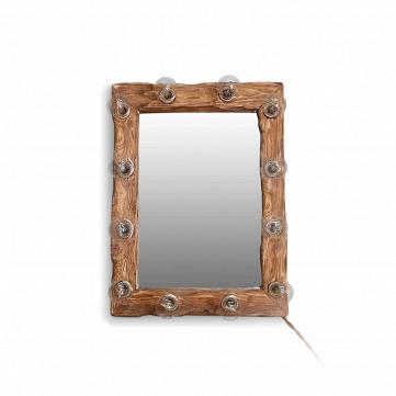 Зеркало с подсветкой Cube_S