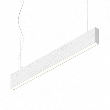 Светильник Timber lamp white