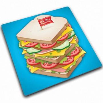 Доска для готовки и защиты рабочей поверхности Sandwich