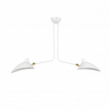 Потолочный светильник Ogilvy 2 лампы