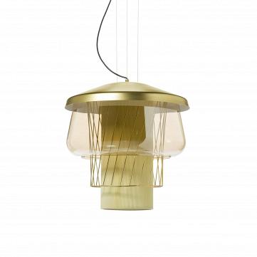 Подвесной светильник Silk Road 1 диаметр 35