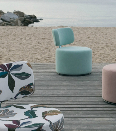 Во власти пастели: мягкая мебель самых мягких цветов