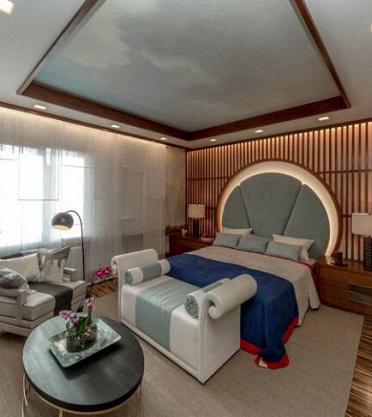 Проект «Спальня утренней свежести» при участии Cosmorelax