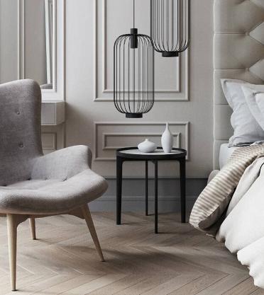 65 шикарных предметов для интерьера в стиле парижский шик