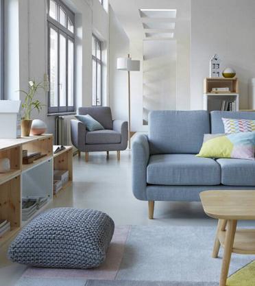 5 советов, как оформить гостиную в скандинавском стиле