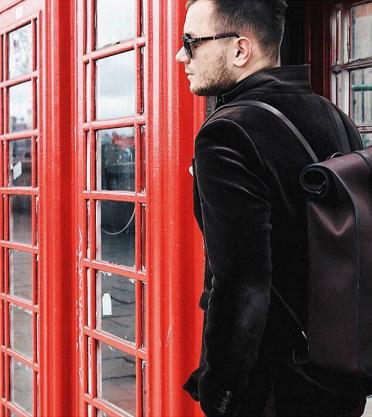 Lifestyle-новинка в Cosmorelax: сумки, рюкзаки, блокноты и обложки для документов бренда Long River