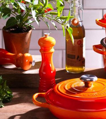 Посуда Le Creuset: приготовление пищи как наслаждение и самовыражение